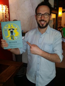 Adam Ludwin BitcoinComic