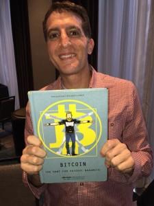 George Samann - BTCsx with BitcoinComic