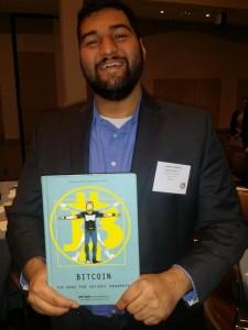 Jonathan Mohan BitcoinComic